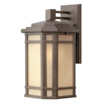 Hinkley Lighting 1274OZ-GU24 Cherry Creek - One Light Medium Outdoor Wall Mount