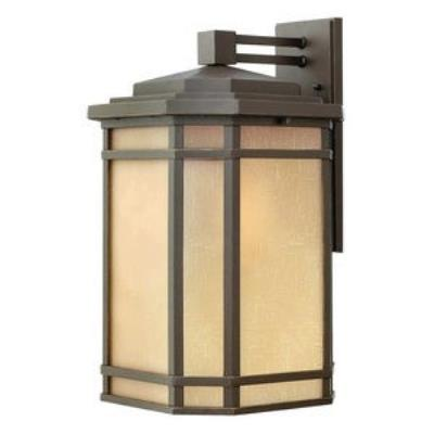 Hinkley Lighting 1275OZ-LED Cherry Creek - One Light Outdoor Large Wall Mount