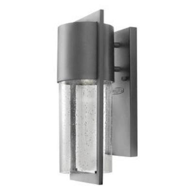 Hinkley Lighting 1320HE Dwell - One Light Outdoor Small Wall Lantern