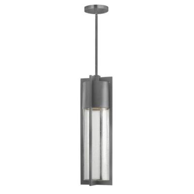 Hinkley Lighting 1322HE-LED Dwell - One Light Outdoor Hanging Lantern