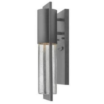 Hinkley Lighting 1326HE Dwell - Mini One Light Outdoor Wall Lantern HE