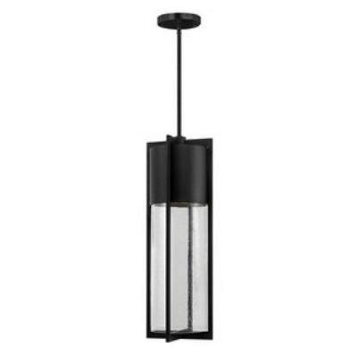 Hinkley Lighting 1328BK-LED Dwell - One Light Outdoor Large Hanging Lantern