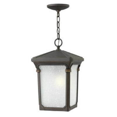 Hinkley Lighting 1352OZ Stratford - One Light Outdoor Hanging Lantern