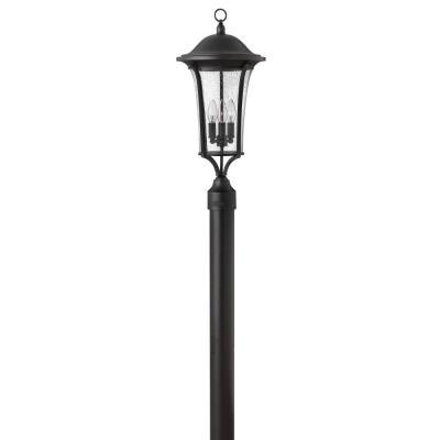 Hinkley Lighting 1381BK Chesterfield - Three Light Post