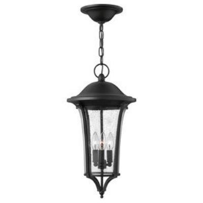 Hinkley Lighting 1382BK Chesterfield - Three Light Outdoor Hanging Lantern