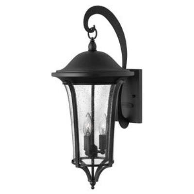 Hinkley Lighting 1385BK Chesterfield - Three Light Large Outdoor Wall Mount