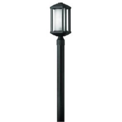 Hinkley Lighting 1391 Castelle - One Light Outdoor Post Mount