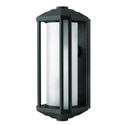 Hinkley Lighting 1395 Castelle - One Light Outdoor Wall Mount
