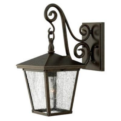 Hinkley Lighting 1430RB-LED Trellis - LED Small Outdoor Wall Mount