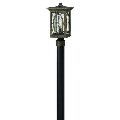 Hinkley Lighting 1491AM Randolph - One Light Outdoor Post