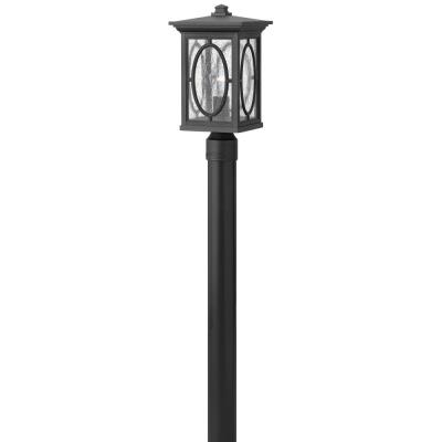 Hinkley Lighting 1491BK-GU24 Randolph - One Light Post