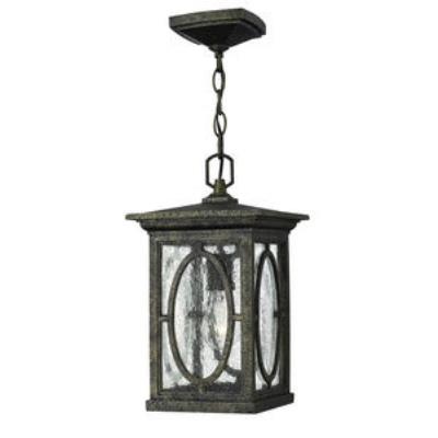 Hinkley Lighting 1492AM Randolph - One Light Outdoor Hanging Lantern