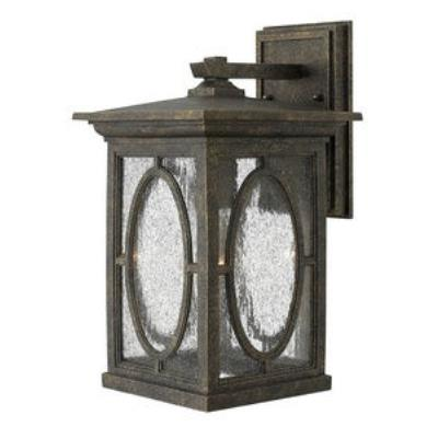 Hinkley Lighting 1494AM-GU24 Randolph - One Light Medium Outdoor Wall Mount