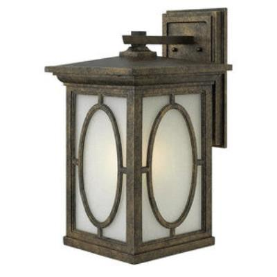Hinkley Lighting 1495AM-GU24 Randolph - One Light Large Outdoor Wall Mount