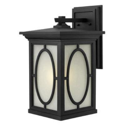 Hinkley Lighting 1495BK-GU24 Randolph - One Light Large Outdoor Wall Mount