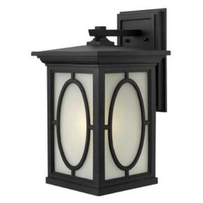 Hinkley Lighting 1495BK Randolph - One Light Large Outdoor Wall Mount