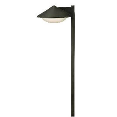 Hinkley Lighting 1502BZ-LED Contempo - Low Voltage LED Outdoor Path Light