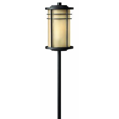 Hinkley Lighting 1516MR Ledgewood - Low Voltage One Light Outdoor Path Light