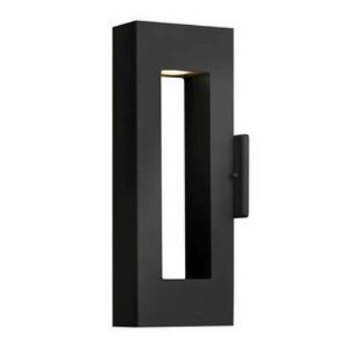 Hinkley Lighting 1640SK-LED Atlantis - Two Light Outdoor Medium Wall Lantern