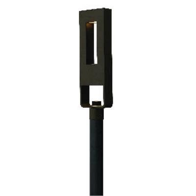 Hinkley Lighting 1641BZ-LED Atlantis - Two Light Outdoor Post Mount