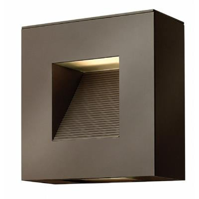 Hinkley Lighting 1647BZ Atlantis Small Wall Outdoor