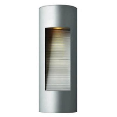 Hinkley Lighting 1660TT Luna Small Wall Outdoor