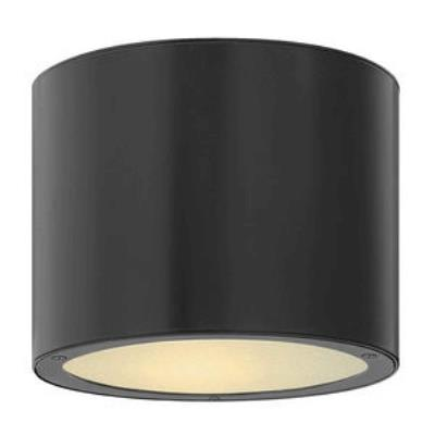 Hinkley Lighting 1663SK-GU24 Luna - One Light Outdoor Flush Mount