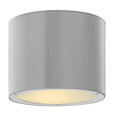 Hinkley Lighting 1663TT-GU24 Luna - One Light Outdoor Flush Mount