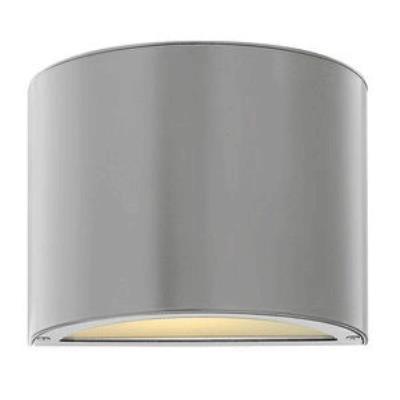 Hinkley Lighting 1666TT-GU24 Luna - One Light Outdoor Mini-Pocket Lantern