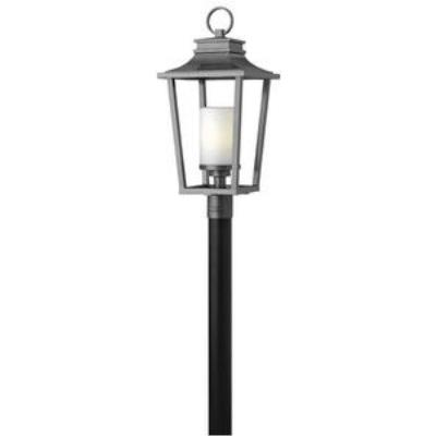Hinkley Lighting 1741HE-GU24 Sullivan - One Light Post