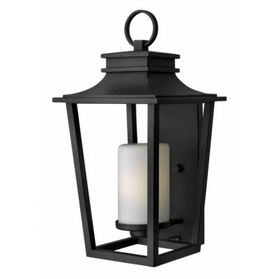 Hinkley Lighting 1745BK Sullivan - One Light Large Outdoor Post