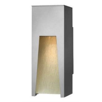 Hinkley Lighting 1760TT Kube - One Light Outdoor Small Wall Sconce