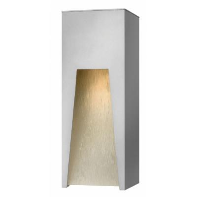 Hinkley Lighting 1764TT Kube - One Light Outdoor Large Wall Sconce