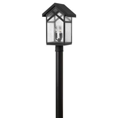 Hinkley Lighting 1791BK Holbrook - Three Light Post
