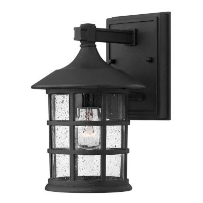 Hinkley Lighting 1800BK Freeport - One Light Small Outdoor Wall Mount