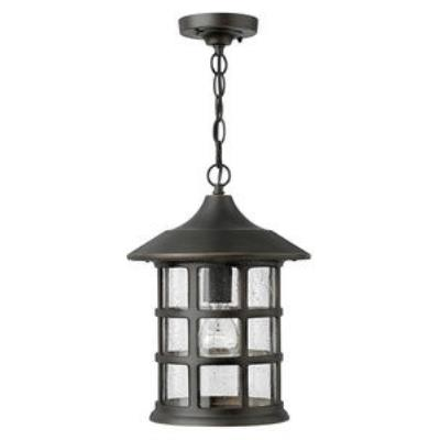 Hinkley Lighting 1802OZ-GU24 Freeport - One Light Large Outdoor Hanging Lantern