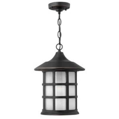 Hinkley Lighting 1802OP-GU24 Freeport - One Light Outdoor Hanging Lantern