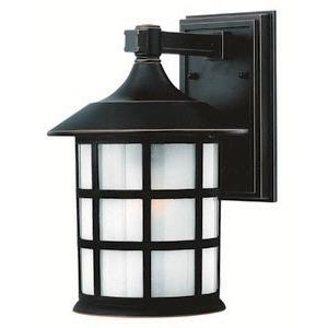Freeport - One Light Outdoor Wall Sconce