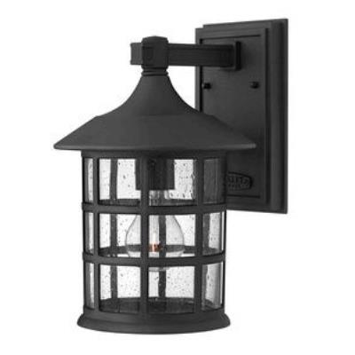 Hinkley Lighting 1804BK-GU24 Freeport - One Light Medium Outdoor Wall Mount