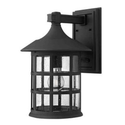 Hinkley Lighting 1805BK-GU24 Freeport - One Light Large Outdoor Wall Mount