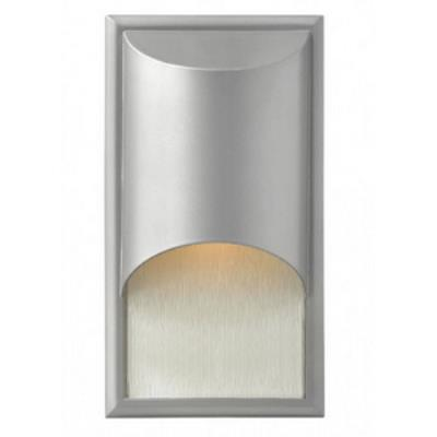 Hinkley Lighting 1830TT-LED Cascade - One Light Outdoor Wall Sconce