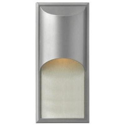Hinkley Lighting 1834TT-LED MED WALL OUTDOOR