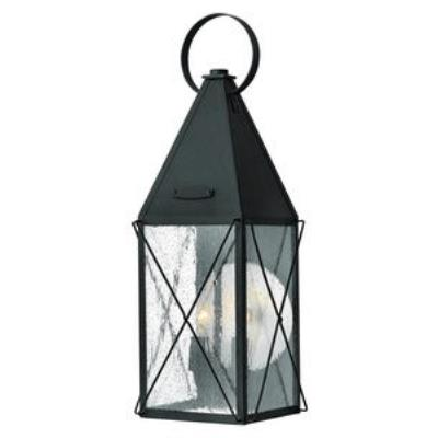Hinkley Lighting 1844BK York - Two Light Medium Outdoor Wall Mount