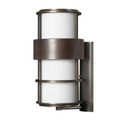 Hinkley Lighting 1905MT-GU24 Saturn - One Light Large Outdoor Wall Mount