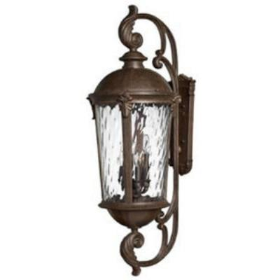 Hinkley Lighting 1929RK Windsor Collection Wall Sconce