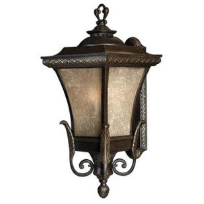 Hinkley Lighting 1935RB-GU24 Brynmar - One Light Large Outdoor Wall Mount