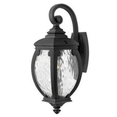 Hinkley Lighting 1940MB Forum - One Light Small Outdoor Wall Mount