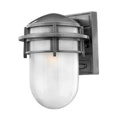 Hinkley Lighting 1950HE-GU24 Reef - One Light Small Outdoor Wall Mount