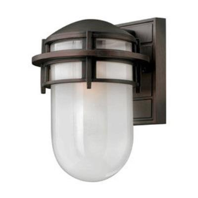 Hinkley Lighting 1950VZ-GU24 Reef - One Light Small Outdoor Wall Mount
