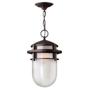 Reef - One Light Outdoor Hanging Lantern